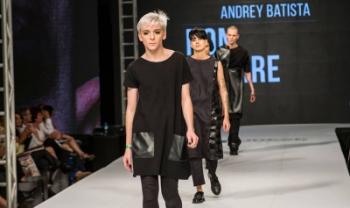 Coleção do acadêmico Andrey Batista apresentada no Octa Fashion 2016 - Foto: Mynt Studio