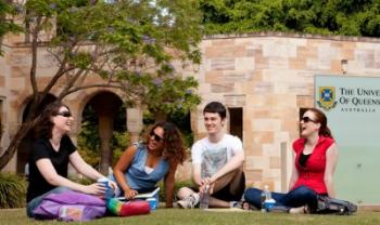 Universidade de Queensland, na Austrália, é uma das opções de destino do Prome - Foto: Divulgação