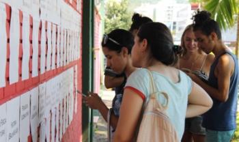 Universidade abre 2,6 mil vagas de mais de 50 cursos de graduação todos os anos - Foto: Gustavo Vaz Cabral