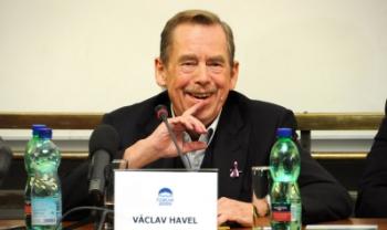 Havel (1936-2011) liderou Revolução de Veludo em 1989 contra União Soviética - Foto: Ondřej Sláma