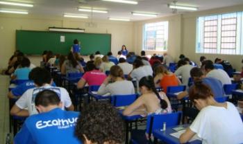 Um total de 2.119 candidatos disputará quase mil vagas em 20 cidades de SC. Foto: Jonas Pôrto