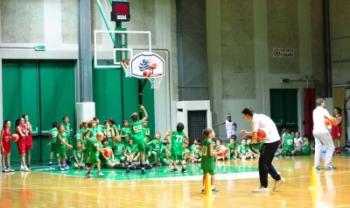Projeto usa estrutura da Benetton Basket, equipe com quemtemparceria desde 2016 - Foto: Divulgação