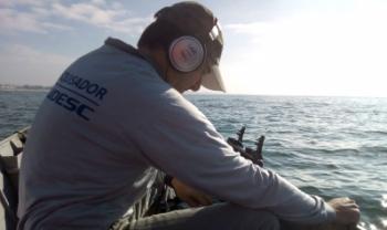 Pedro Castilho atua no Departamento de Engenharia de Pesca e Ciências Biológicas - Foto: Karina Groch