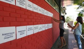Resultados serão publicados no site oficial e na Reitoria da Udesc, em Florianópolis - Foto: Fê Pimentel Teixeira