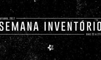 Semana Inventório acontece na Udesc Ceart. Arte: Divulgação.