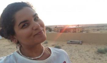 Pesquisadora Isabel Portugal trabalha com projeto de agricultura sustentável em áreas áridas - Foto: Divulg.