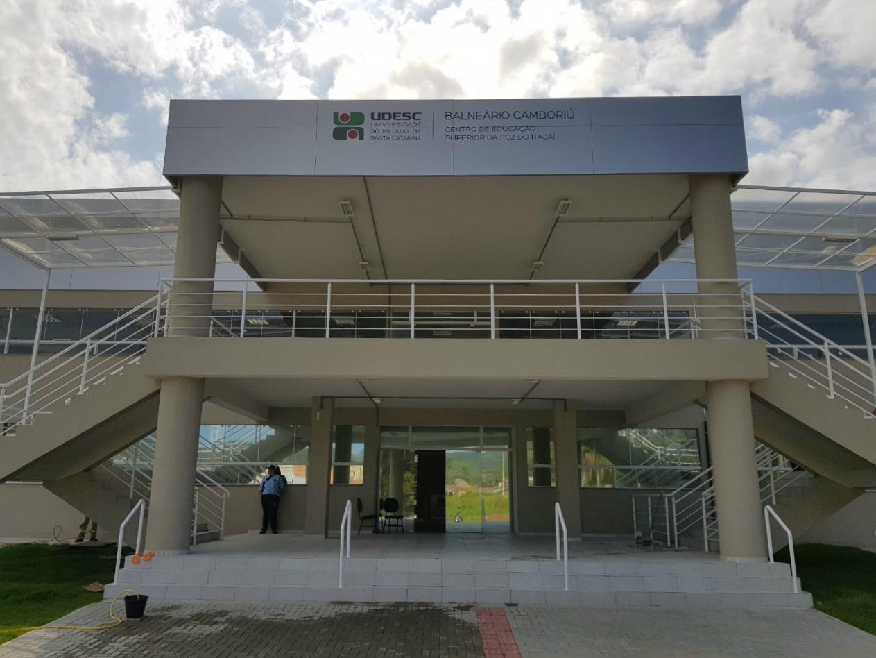 Universidade estadual investiu R$ 5,2 milhões na obra, erguida no Bairro Nova Esperança - Foto: Divulgação