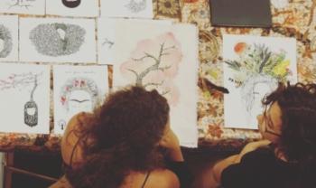 Feira Livre de Arte Universitária (FLAU) está entre as 30 atividades selecionadas. Foto: Jade Kalfeltz