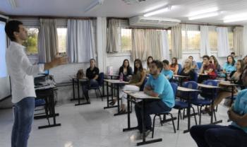 Em Florianópolis, universidade tem 94 vagas em quatro centros de ensino - Foto: Gustavo Cabral Vaz