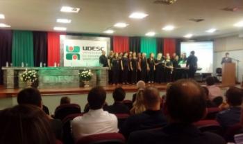 Cerimônia foi nesta quinta - Foto: Prefeitura de Laguna