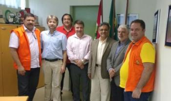 Encontro em Florianópolis abordou realização de novos intercâmbios internacionais - Foto: Divulg.