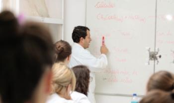 Ao todo, 1.274 candidatos participarão das provas em oito municípios catarinenses - Foto: Jônas Porto