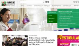 Novo site facilitará acesso a informações sobre ações em ensino, pesquisa e extensão