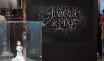 Exposição Almofada de Penas - foto por Lucas Bittencourt Muller
