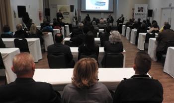 Fórum da Abruem foi realizado pela Udesc, em Florianópolis
