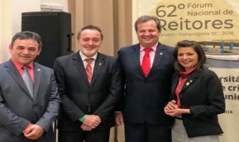 Novos presidente e vice da Abruem foram eleitos durante fórum