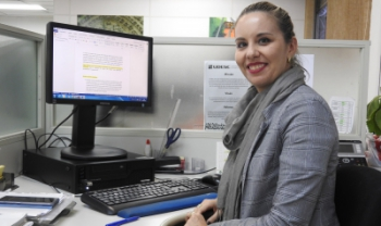Professora Gesilani, da Udesc Cefid, assumiu Coai na última segunda