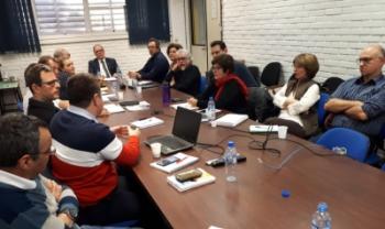 Instruções normativas foram discutidascom direções- gerais de todos os centros da universidade - Foto: Div.