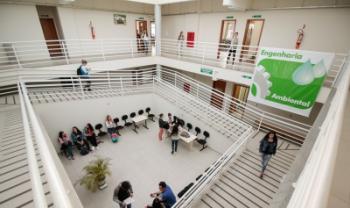 Engenharia Ambiental e Sanitária é um dos cursos de graduação com vagas em Lages - Foto: Jonas Pôrto