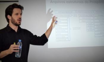 Wladir Lisboa Rocha, doutorando da EHESS, París
