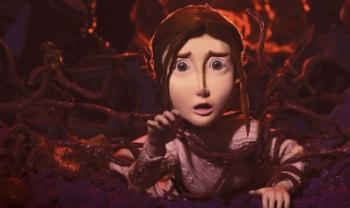 Imagem do curta de animação Almofadas de Penas