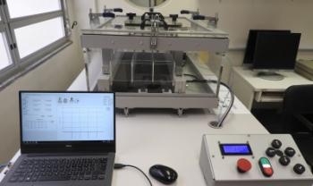 Esteira automatizada aliada a câmara hiperbárica para testes ergométricos em camundongos foi entregue na Udesc Cefid nesta segunda