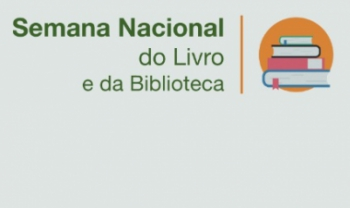 Semana será realizada em comemoração ao Dia do Livro, celebrado em 29 de outubro - Arte: Divulgação