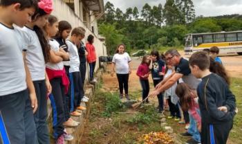 Atividades destacam importância do aproveitamento máximo de resíduos sólidos - Foto: Marcelo G. Cardoso