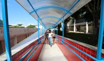 Novos alunos de graduação da universidade estadual começarão a ter aulas em fevereiro - Foto: Jonas Pôrto