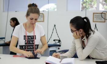 Moda é uma das opções de escolha na primeira edição do Sisu neste ano, com 11 vagas - Foto: Jonas Pôrto