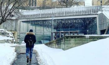 Universidade de Montreal, no Canadá, está entre as opções de destino para candidatos - Foto: Divulgação