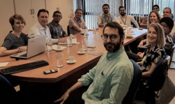 Pesquisadores da Udesc Esag se reúnem em Brasília com CGU