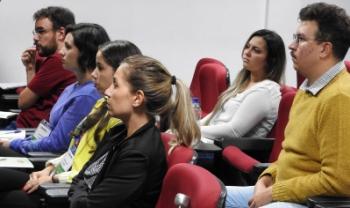 Servidores que participaram do encontro atuarão em Florianópolis, Balneário Camboriú, Lages, Joinville e Ibirama - Foto: Pedro Correa
