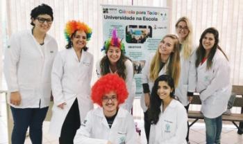 Projeto Ciência para Todos vai até as escolas de Lages