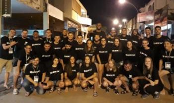 Delegação de SC contou com 27 estudantes atletas da Udesc