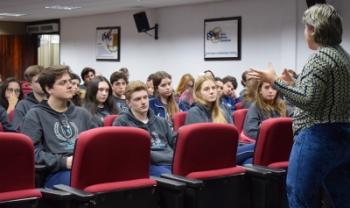 Estudantes do Terceirão querem decidir opção no vestibular