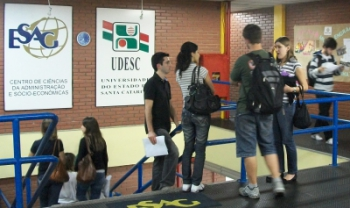 Estudantes da Udesc Esag escolhem representantes