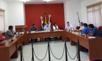 Discussão da moção na Câmara de Belmonte