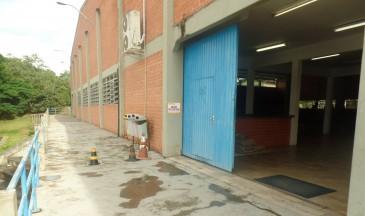 Local necessita de melhorias e está isolado por questão de segurança - Foto: Isabela Vargas