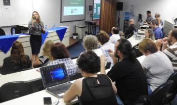 Segundo evento sobre tema teve convidados externos e ocorreu na terça - Fotos: Gustavo Vaz/Secom Udesc