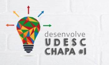 Chapa vencedora é composta por 59 estudantes de todas as unidades da universidade - Arte: Divulgação
