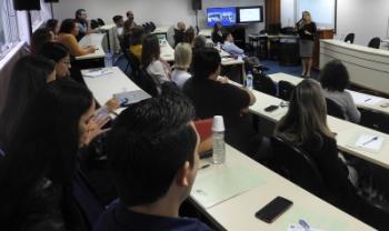 Portal foi apresentado no 3º Fórum de Estágio da Udesc, nesta quinta