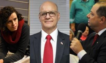 Juliana Crispe, Natalino Uggioni e Marcelo Mendonça são os palestrantes