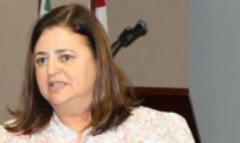 Maria Aparecida Pascale (1960-2019), professora da Udesc Esag