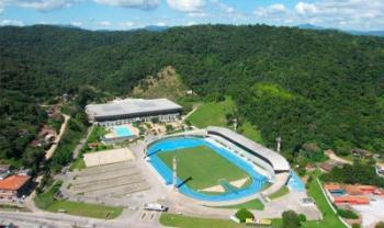 Quase todas as modalidades serão disputadas no Complexo Esportivo do Sesi