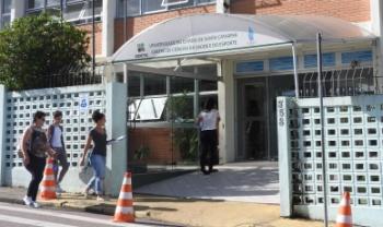 Cursos são oferecidos na Udesc Cefid, em Florianópolis