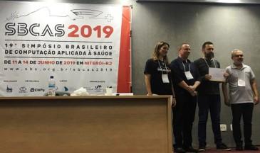 ProfessorFabricio Noveletto recebeu prêmio de melhor tese no concurso - Foto: Divulgação