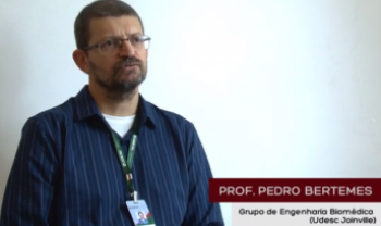 Grupo de Engenharia Biomédica (GEB), da Udesc Joinville, é tema do primeiro vídeo do projeto