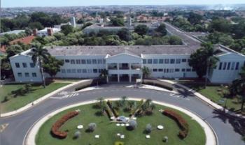 Campus da Unesp em São José do Rio Preto, uma das IES afiliadas à Abruem