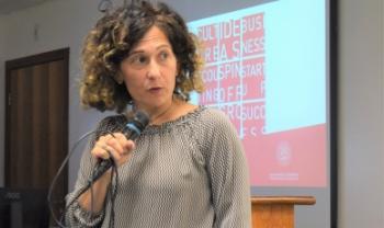 Rosa Grimaldi, pró-reitora de Empreendedorismo e Ralação com Empresas da Unibo